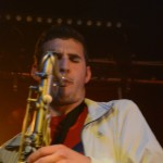 Daani - Sax, Percussion, BackMC
