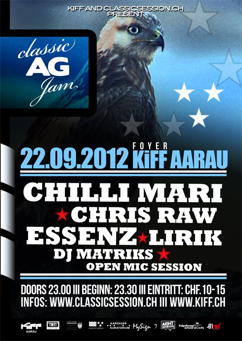 essenz kiff flyer